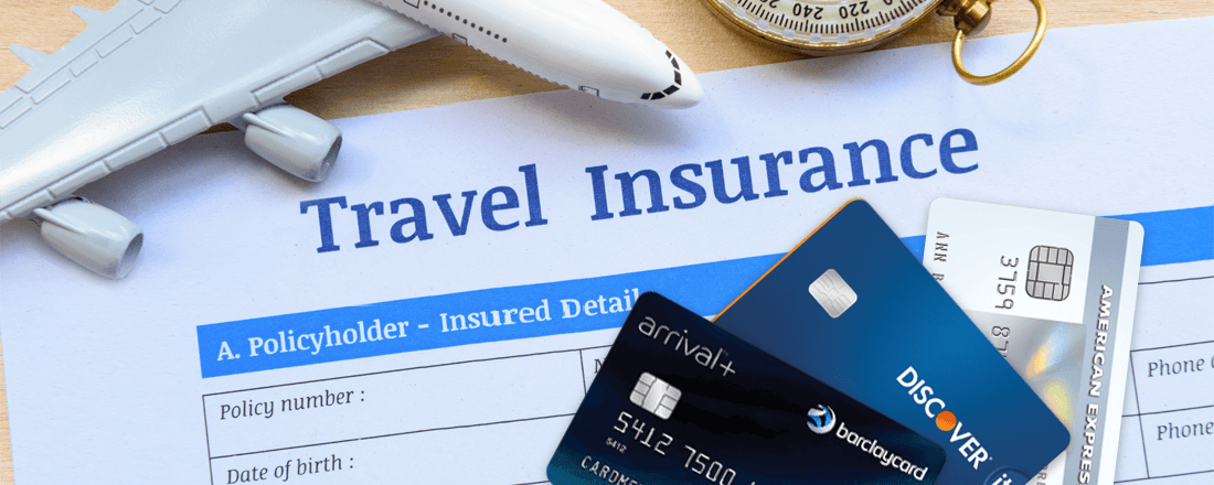 Which Credit Card Issuer Has the Best Travel Insurance: American Express vs. Discover vs. Barclays?