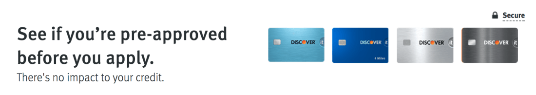How to Pre-Qualify for a Discover Card (Best 8 Offers for Any