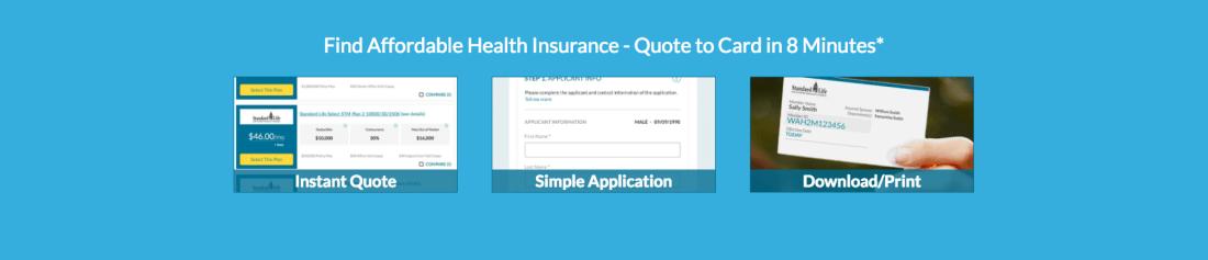 agilehealthinsurance.com image