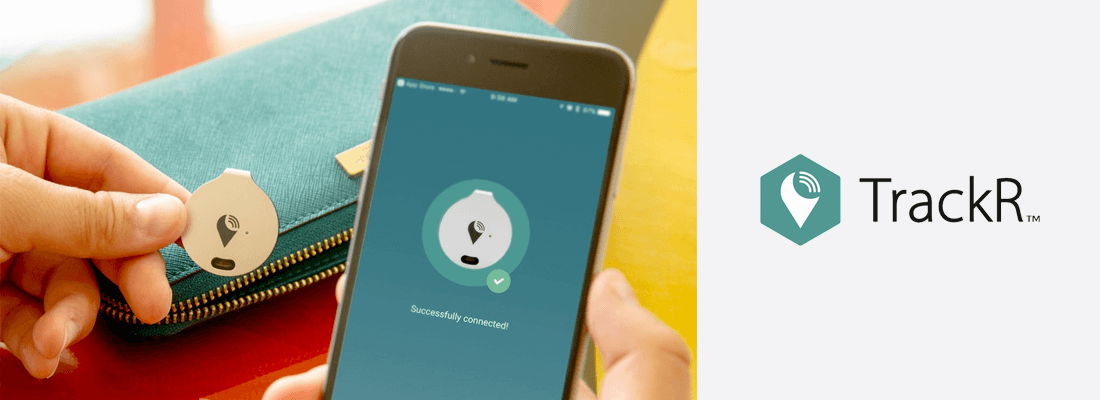 Stop Losing Money on Replacement Keys, Mobile Phones and More with TrackR