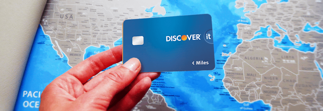 travel with discover credit cards