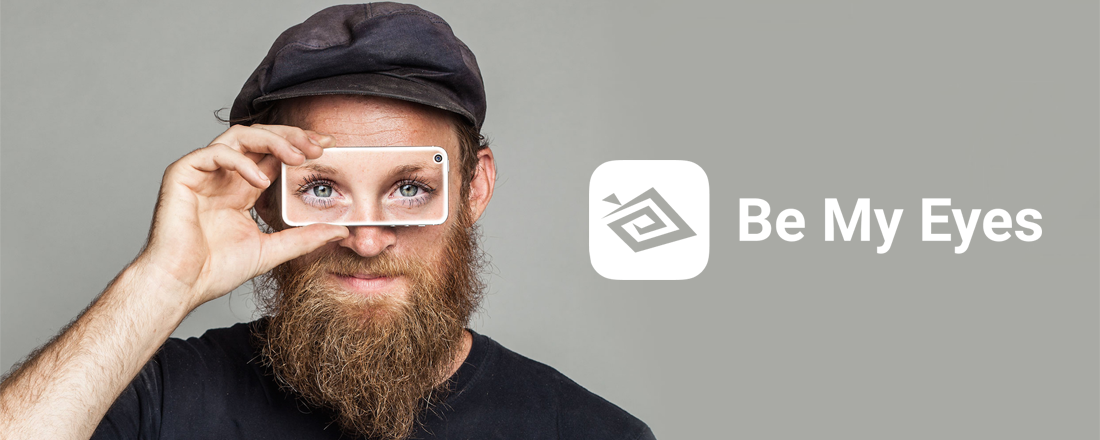 Be My Eyes is Changing the Way Visually Impaired People Use Their Smart Phones