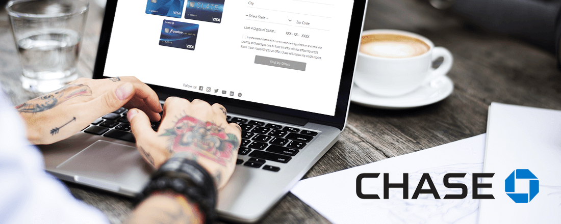 Finding Chase Pre-Approved and Pre-Qualified Credit Card Offers