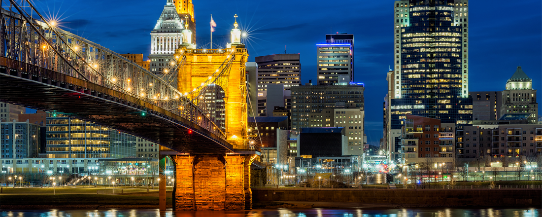 Choose Cincinnati as your Next Destination for…Anything
