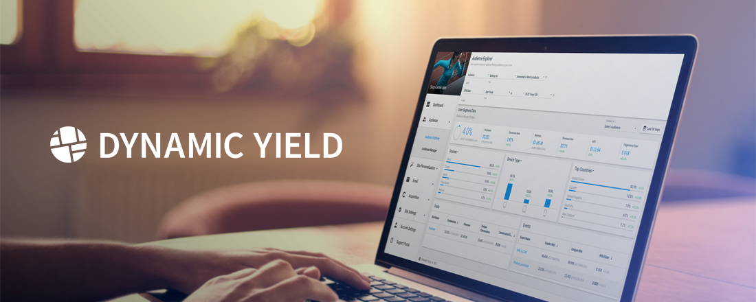 Dynamic Yield Offers Data in Real Time