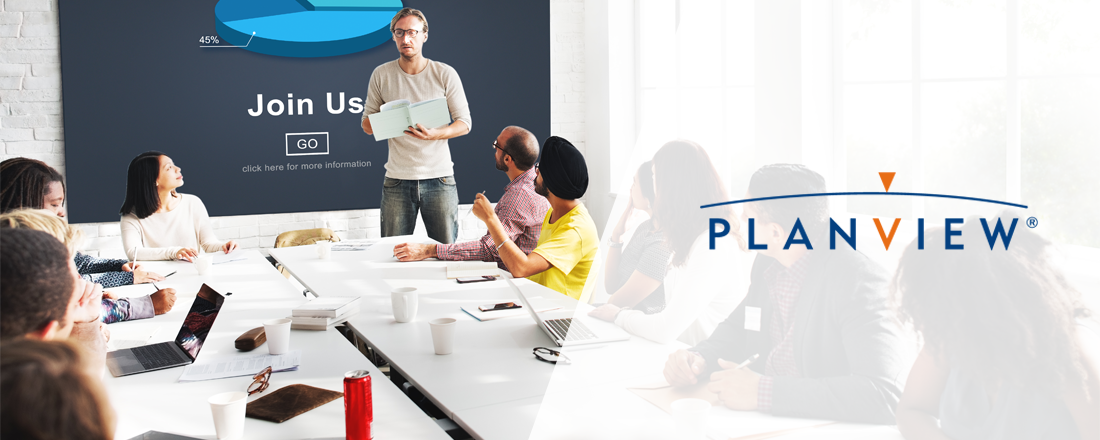 Planview Knows Work and Resource Management