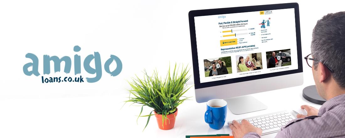 Amigo Loans Helps UK Consumers Rebuild Credit