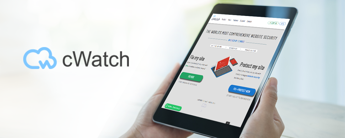 With Comodo's cWatch, Small Businesses Can Keep Their Websites Squeaky Clean