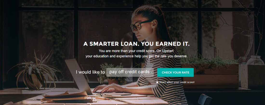 Charge Up Your Financial Life with Upstart