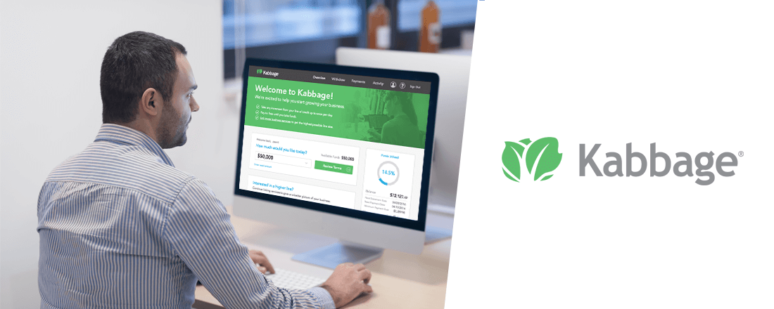 How Kabbage Funds Small Businesses