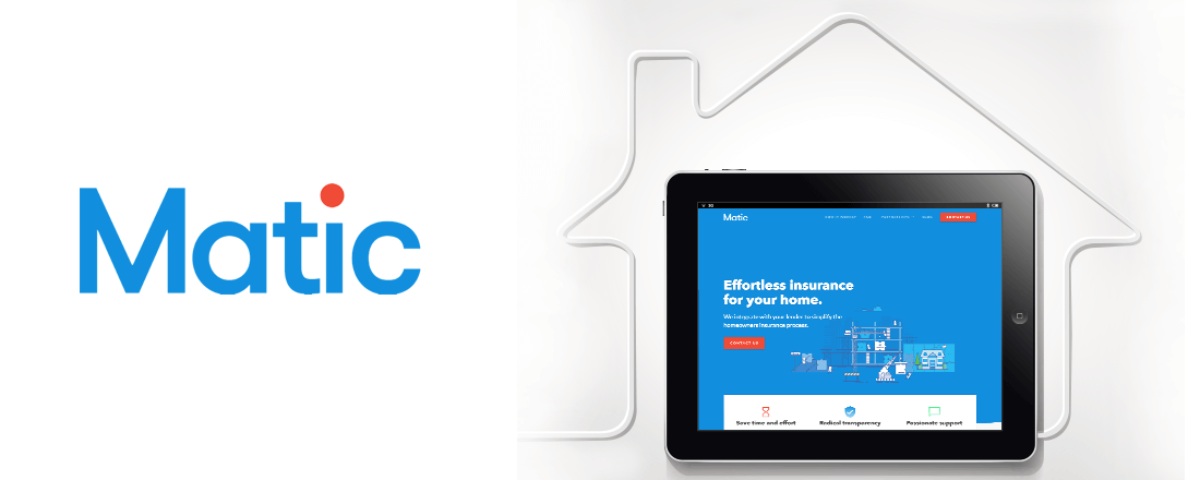Matic Makes Obtaining Homeowner's Insurance Effortless for Homebuyers