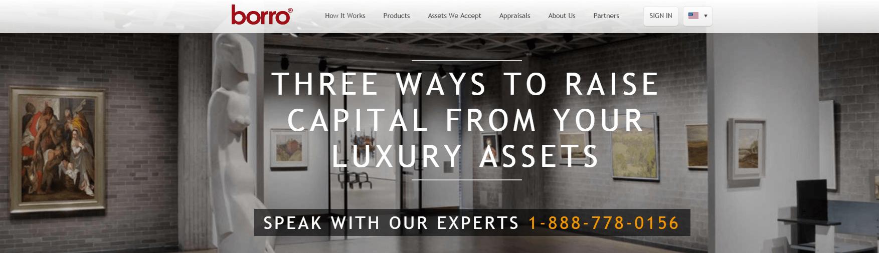 Lending Against Luxury with Borro.com