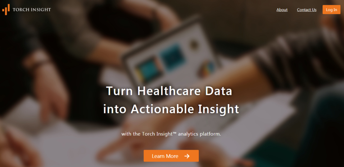Turn healthcare into auctionable insight with torchinsight