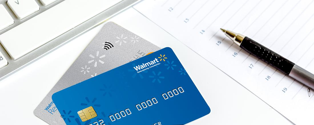 Walmart credit card 2018s ultimate guide read before you apply showing walmart credit cards on the table reheart
