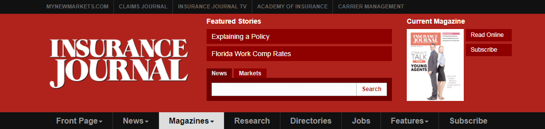 Insurance Journal for those who want to receive high-quality insurance services