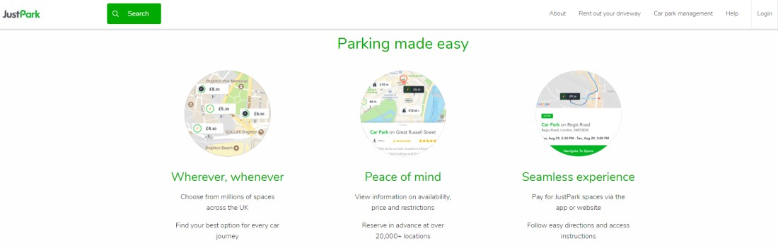 Solving a worldwide problem with JustPark App