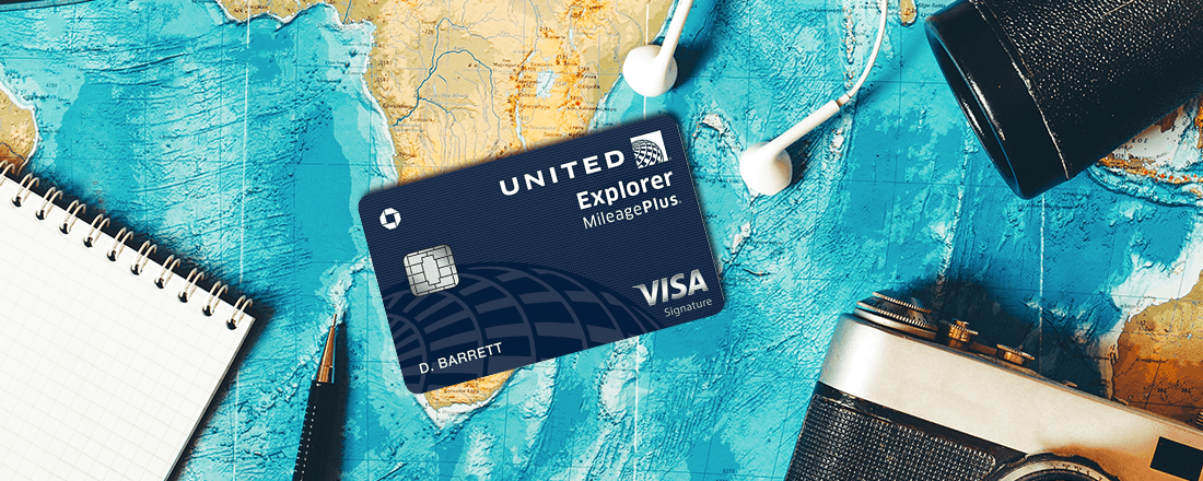 New United Explorer Credit Card Now Available