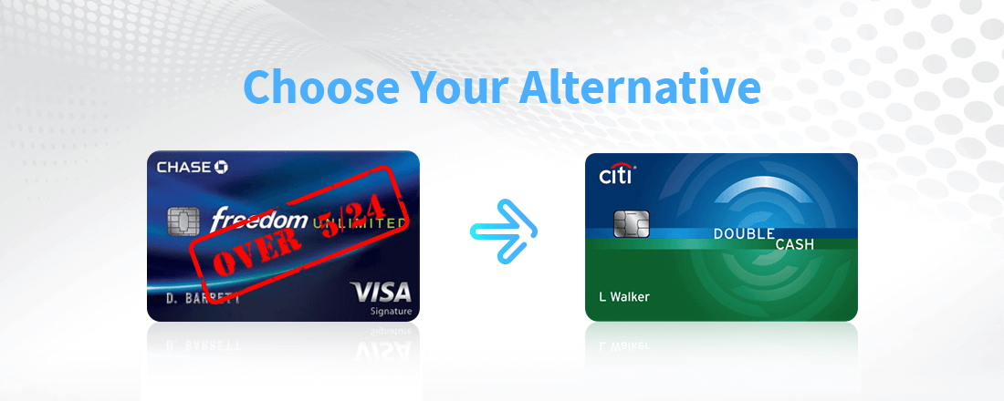 Best Credit Cards If You're Over Chase's 5/24 Rule