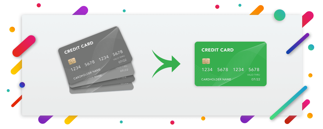 Best Credit Card Consolidation Options for 2018: How to Pay Off Your Debt Fast