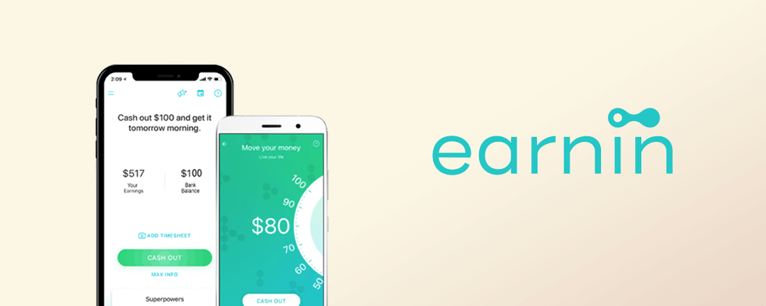 Make everyday payments a reality with earnin.com