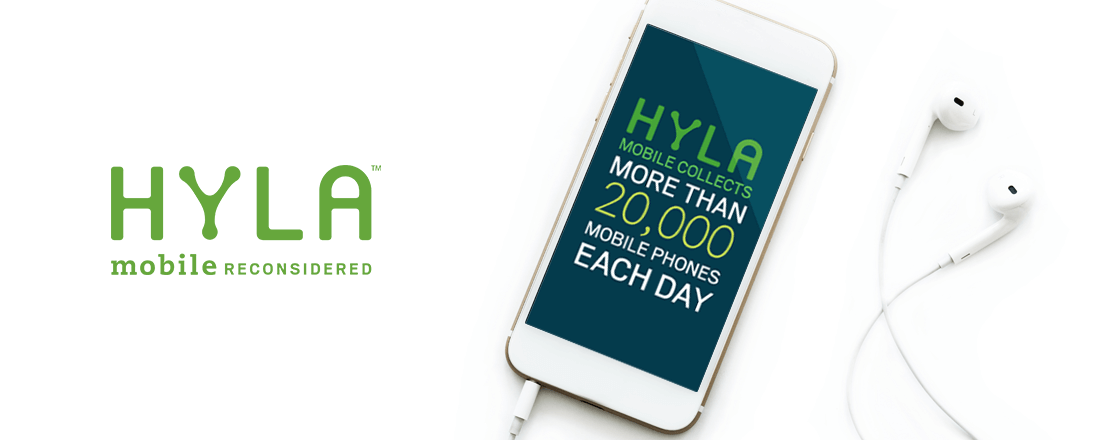 HYLA Mobile Helps Consumers and the Environment