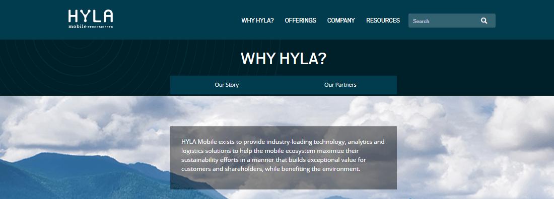 History of HYLA
