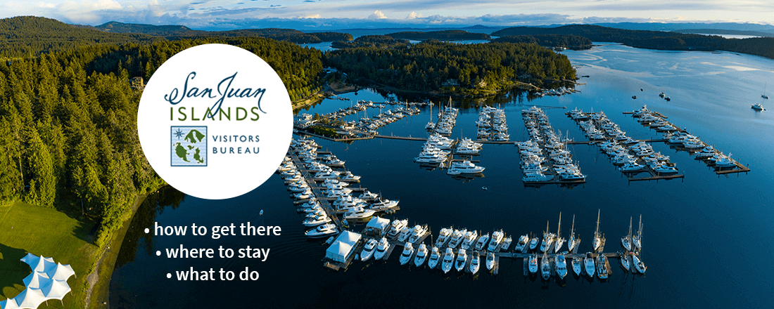 Find Inspiration in the San Juan Islands