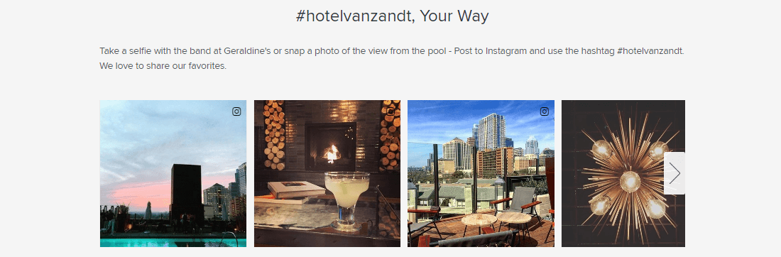 The Hotel's Van Zandt's Unique Design