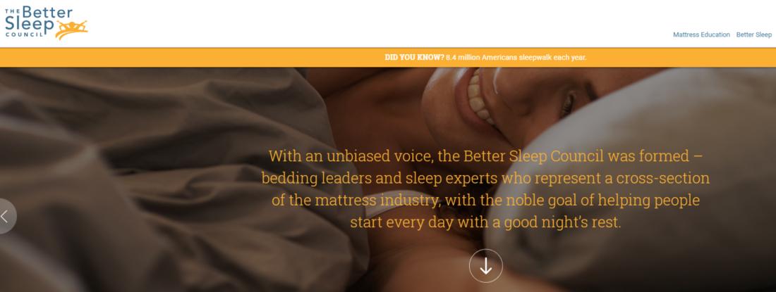 American's Need Sleep Education
