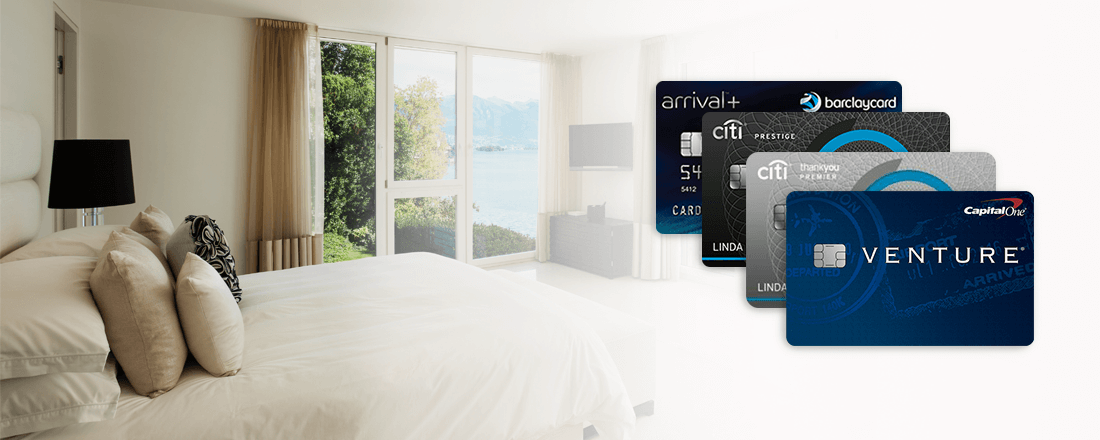 best credi cards for the hotel stay
