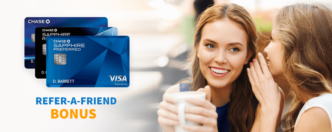 Chase refer a friend bonus