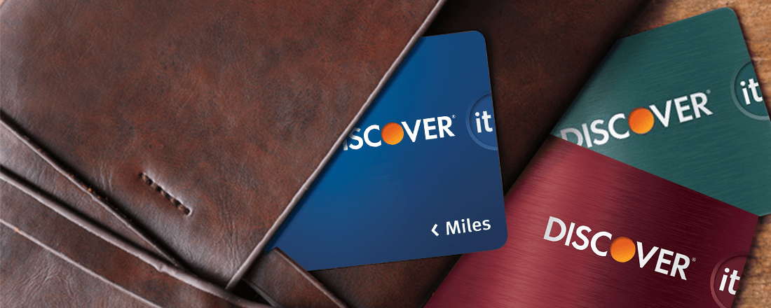 best discover it credit cards offers