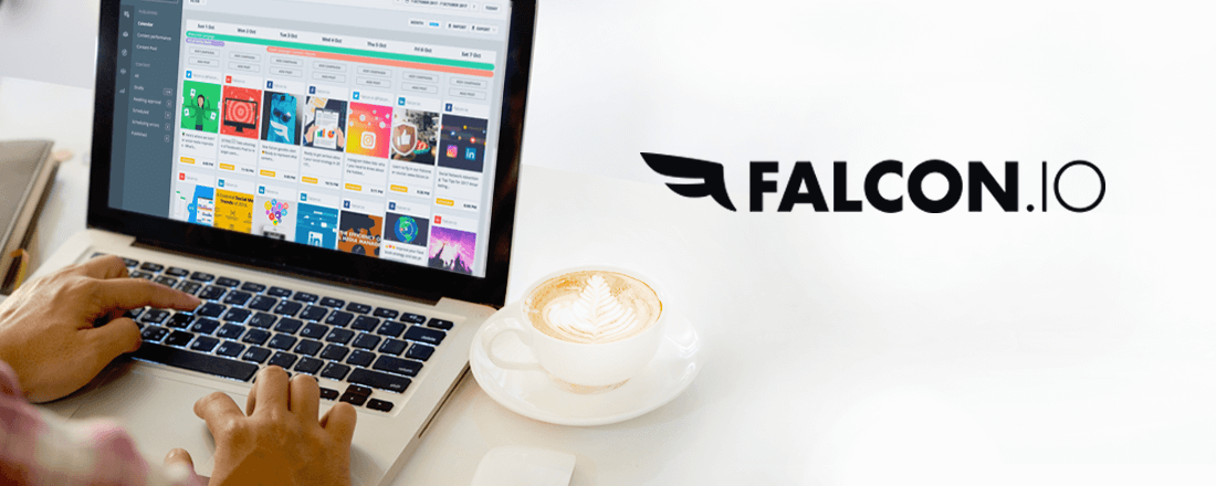 Falcon.io Helps Companies Master Social Media