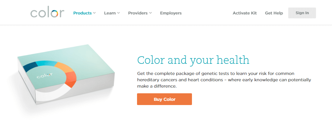 3 Reasons to use Color Genomics Tests