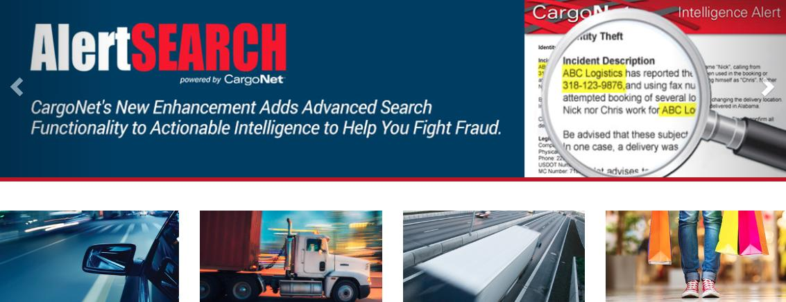 Alert Search: CargoNet's helps you to fight fraud