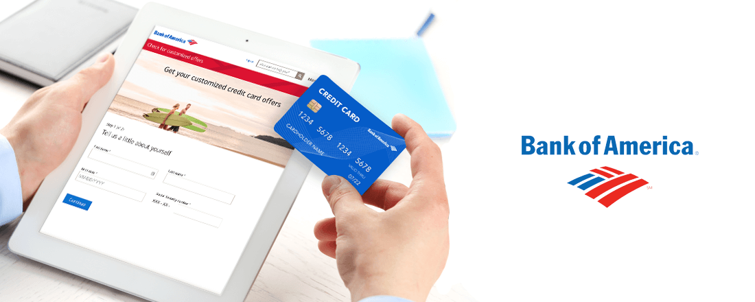 Pre Qualify for Bank of America Credit Cards