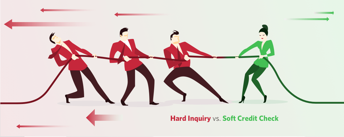 Soft Credit Check vs. Hard Inquiry