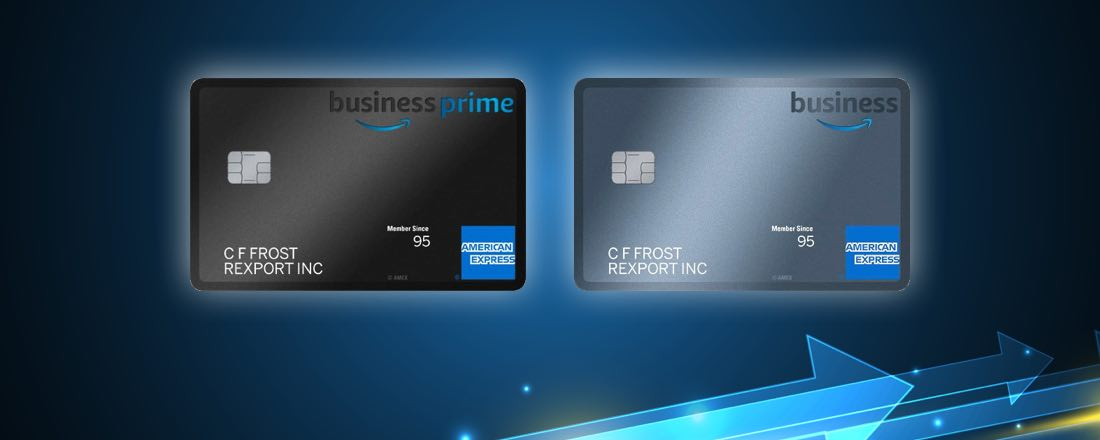 shows amex amazon business cards - American Express Business Credit Card