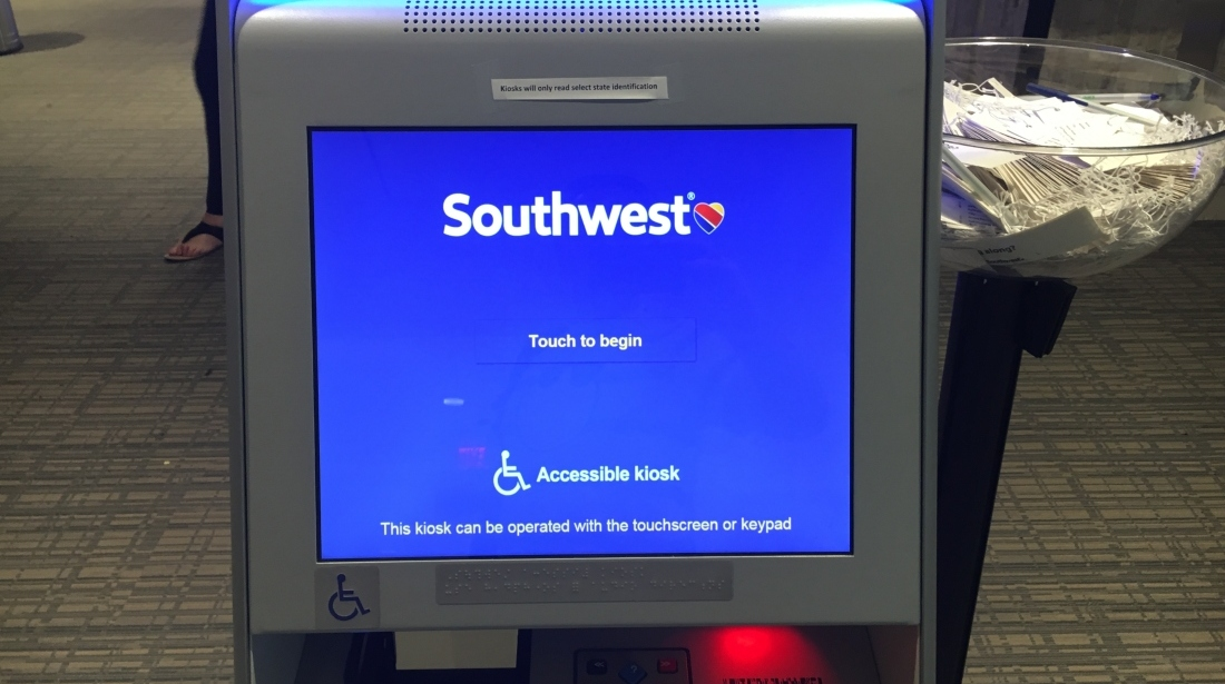 Southwest Seating Process