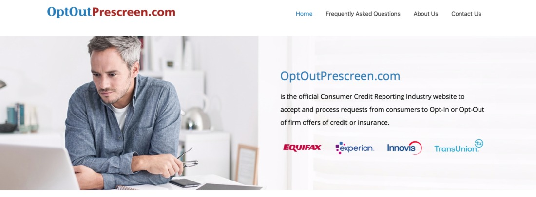 OptOutPrescreen.com