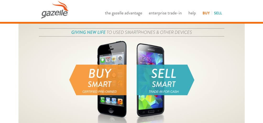Give a new life to used devices