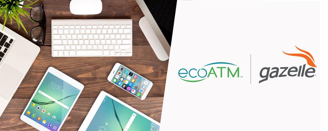 ecoATM and Gazelle