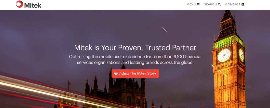 Mitek is Your Proven, Trusted Partner