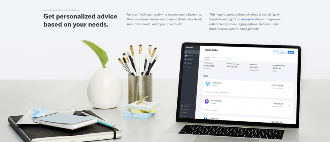 Get personalized advice based on your needs