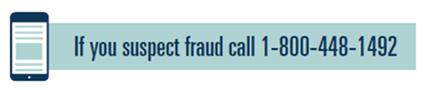 WU fraud hotline