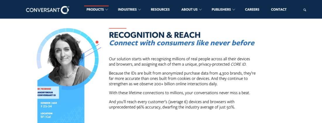Connect with consumers like never before