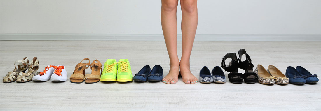 Rule #3: Shoes are Less-Important Than You Think.