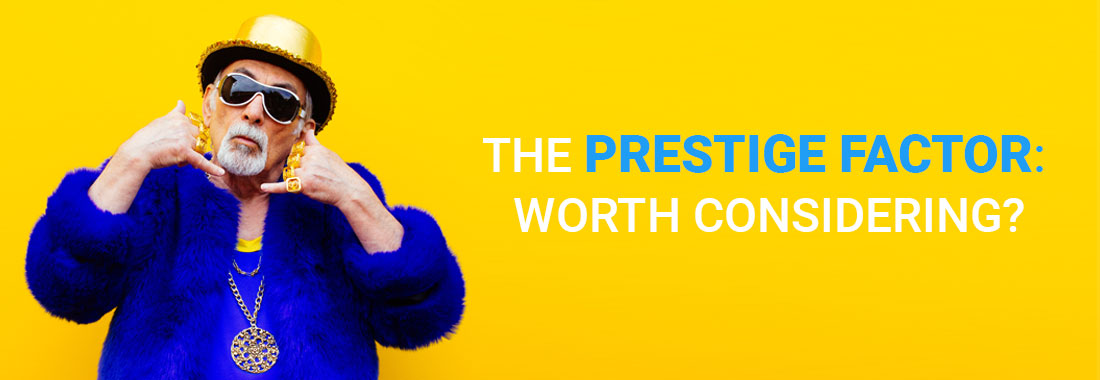 Is Credit Card Prestige a Factor?