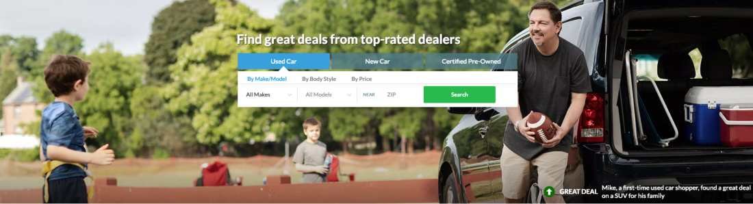 Find great deals from top-rated dealers
