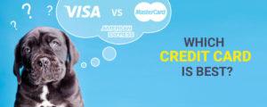 Visa vs. Mastercard? Amex vs. Visa? Which Credit Card is best?